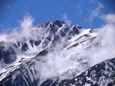 Le Puig Sec 2665 m